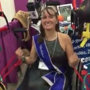 Miss Wheelchair Michigan Uses The Ultimate Workout And Recovery System